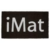 Fußmatte Kokos iMat White