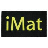 Fußmatte Kokos iMat Yellow