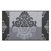 Fußmatte Salonloewe Leander Grey