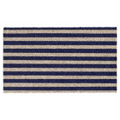 Fußmatte Kokos Marine Stripes