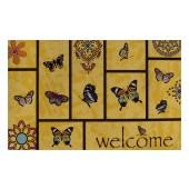 Fußmatte Master Schmetterlinge