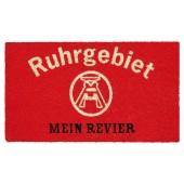 Fußmatte Kokos Mein Revier Ruhrgebiet