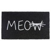 Fußmatte Kokos Meow