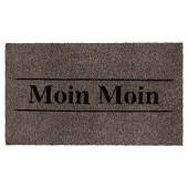 Fußmatte Kokos Moin Moin