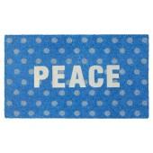 Fußmatte Kokos Peace