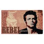 Fußmatte Kokos Rebel