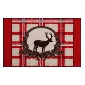 Fußmatte Salonloewe Red Deer