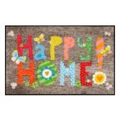 Fußmatte Salonloewe Happy Home Sommer