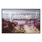 Fußmatte Salonloewe Welcome Ocean
