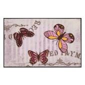Fußmatte Salonloewe Schmetterling Rosalind