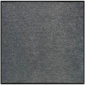 Fußmatte Salonloewe Uni anthrazit quadratisch
