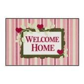 Fußmatte Salonloewe Welcome Home Vintage