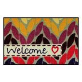 Fußmatte Salonloewe Welcome with Love