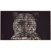 Gummifußmatte Classic Struktur Leopard