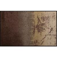 Fußmatte Salonloewe Design Shabby Brown 75 cm x 120 cm