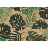 Fußmatte Clean Keeper Tropical Leaves