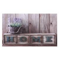 Fußmatte Gallery home lavender