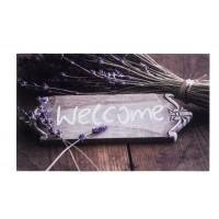 Fußmatte Gallery welcome straw