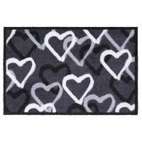 Fußmatte Mondial hearts