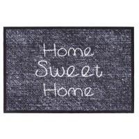 Fußmatte Mondial home sweet home blau