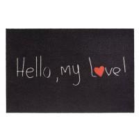 Fußmatte Mondial hello my love