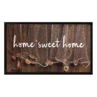 Fußmatte Image home sweet home