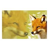 Fußmatte Gallery Fuchs grün