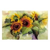 Fußmatte Gallery Sonnenblumen