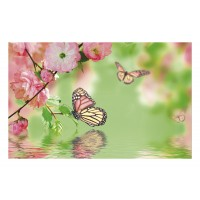 Fußmatte Gallery Schmetterling