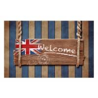 Fußmatte Gallery Welcome England
