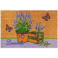 Kokosmatte Design Lavender