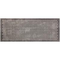 Fußmatte Mikrofaser Small Dots Silver XXL