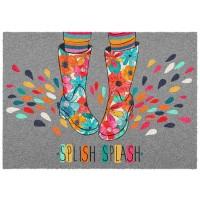 Fußmatte Splish Splash