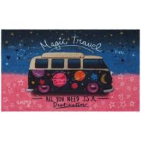 Fußmatte Magic Travel XL