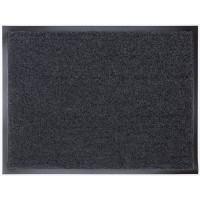 Fußmatte Lako Uni Continental schwarz