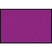Fußmatte Eurographics Uni Crocus Purple 40cm x 60cm