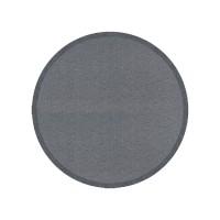 Fußmatte Clean Keeper hellgrau rund L
