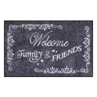 Fußmatte Salonloewe Family and friends