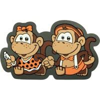 Fußmatte Affenbande