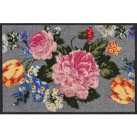 Fußmatte Blooming Flowers