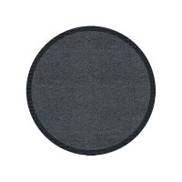 Fußmatte Clean Keeper dunkelgrau rund XL