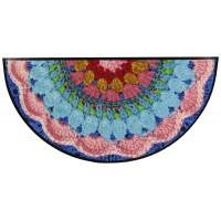 Fußmatte Crochet M