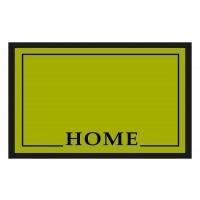 Fußmatte Deco & Wash Home grün