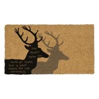 Fußmatte double Deer Kokos