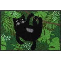 Fußmatte Dschungelkatze