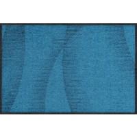 Fußmatte Dune aquamarine blue