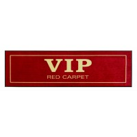 Fußmatte Easy Clean Mats VIP red Carpet XXL