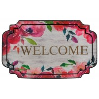 Fußmatte ECO Master Welcome Flower