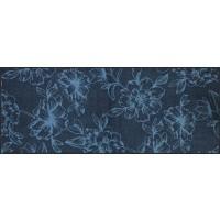 Fußmatte Flower Dance blue XXL