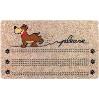 Fußmatte Fußabtreter Hund